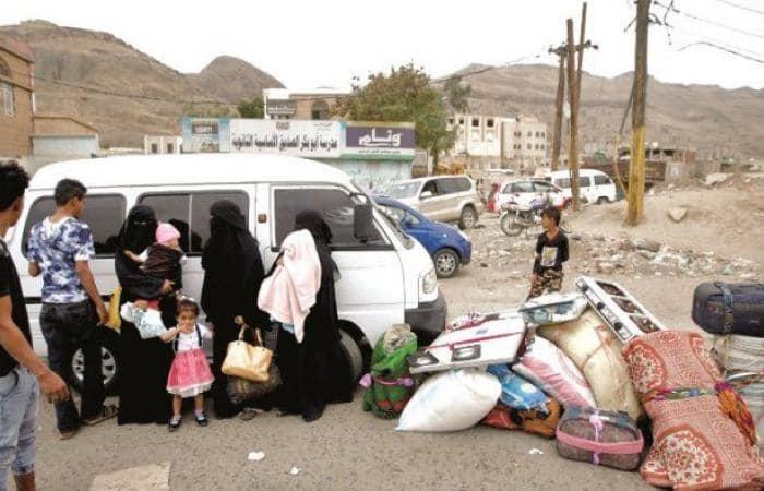 استمرار الحرب يفاقم أزمة الإيجارات في اليمن   بوابتي