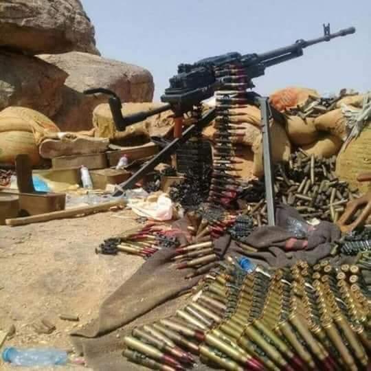 مقتل قياديين حوثيين بمواجهات في الضالع