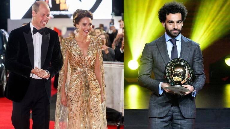 القصر الملكي البريطاني يدعو محمد صلاح لحضور حفل جائزة عالمية | بوابتي
