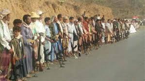 اذاعة الحوثيين بيد رجال قبائل حجور