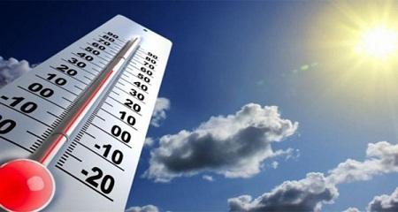حالة الطقس ودرجات الحرارة خلال الساعات القادمة