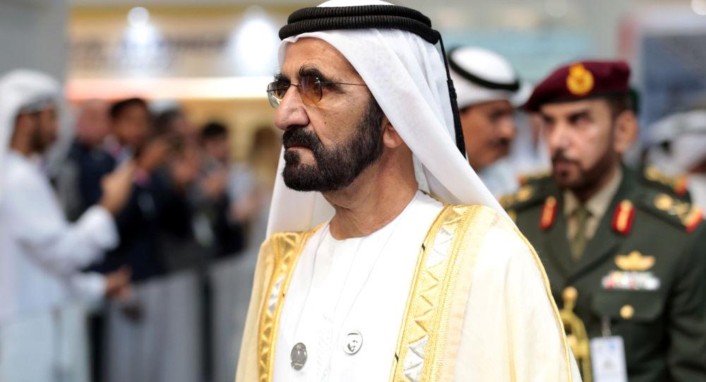 فيسبوك  يحذف صفحة حاكم دبي   بوابتي