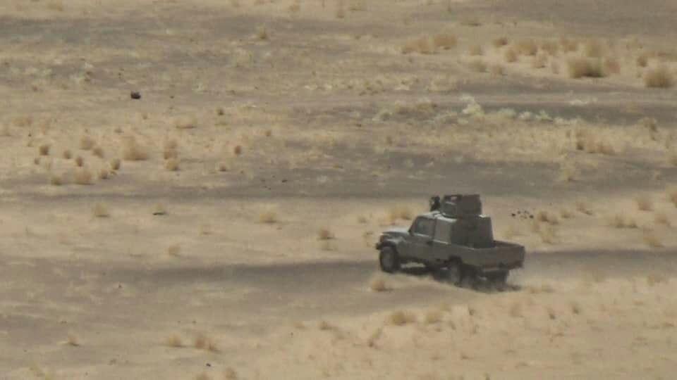 شاهد بالفيديو..معارك شرسة بين الجيش والحوثيين في جبهات جنوب مأرب