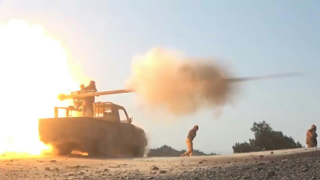 صحافة اليمن | شاهد..معارك عنيفة بين الجيش والحوثيين في ...